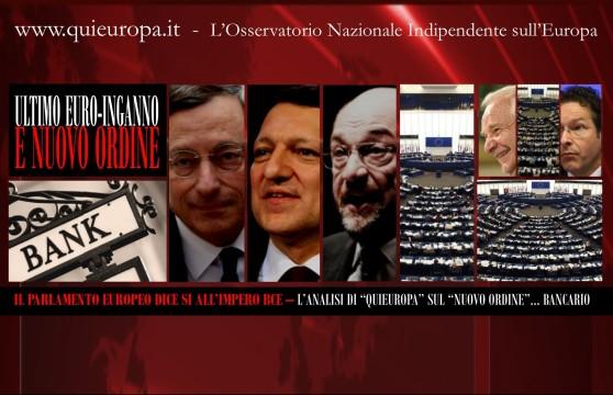 Parlamento Europeo - BCE