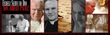 Giovanni Paolo II - Servo Fedele di Dio