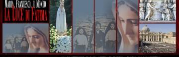 Madonna di Fatima - Papa Francesco