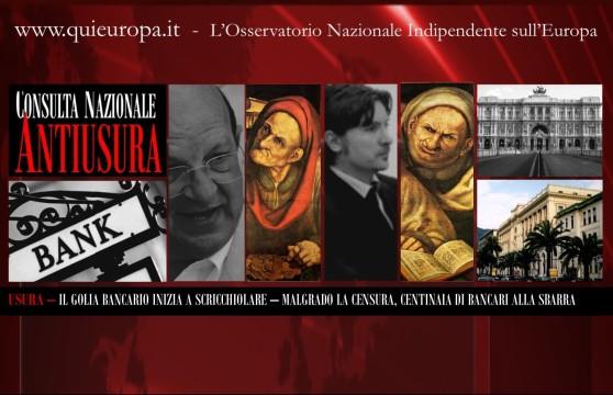 usura - consulta nazionale