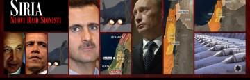 Siria - Raid Sionista Missili
