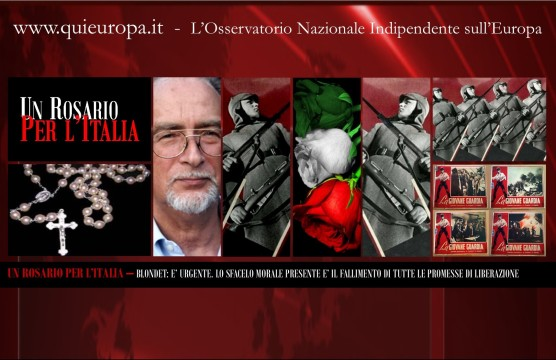 Un Rosario per l'Italia