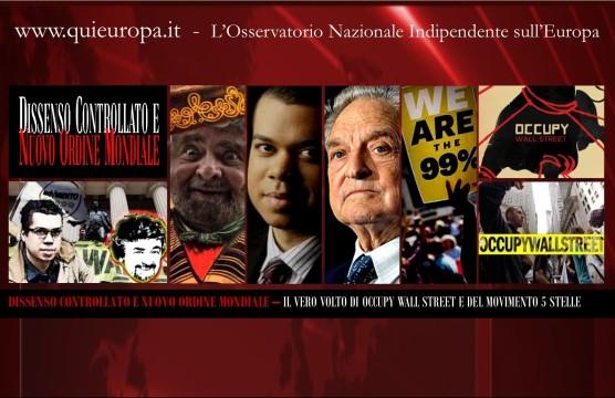NWO - Movimento 5 Stelle