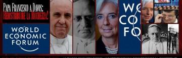 Papa Francesco a Davos