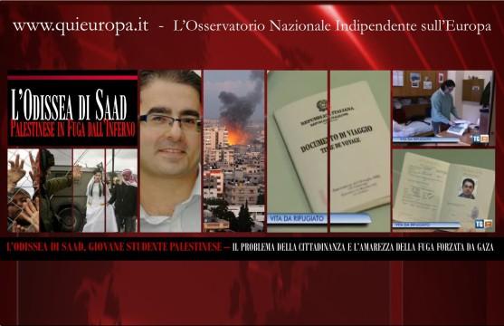 Saad - Fuga Forzata dall'Inferno