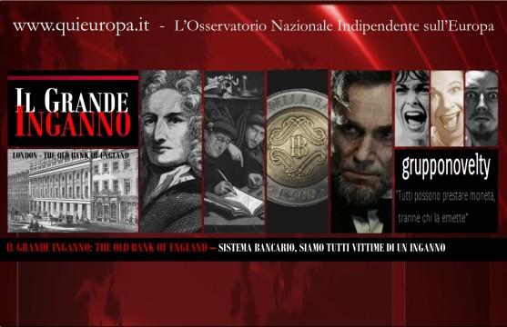 grupponovelty - il grande inganno bancario
