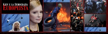 Kiev - Video Shock - Scontri tra europeisti e polizia
