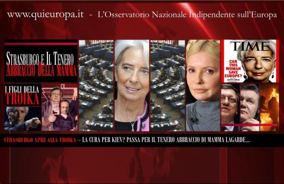 Parlamento Europeo - Kiev - FMI