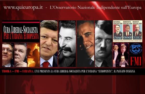 Ucraina - FMI - La Cura liberal socialista