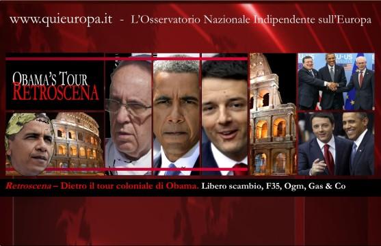 Barack Obama a Roma