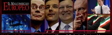 Consiglio europeo - renzi - barroso - van rompuy