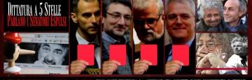 Dittatura a Cinque Stelle - Espulsione senatori M5S