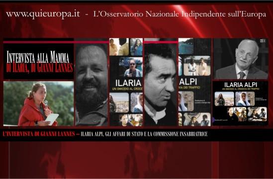 Gianni Lannes - Intervista su Ilaria Alpi
