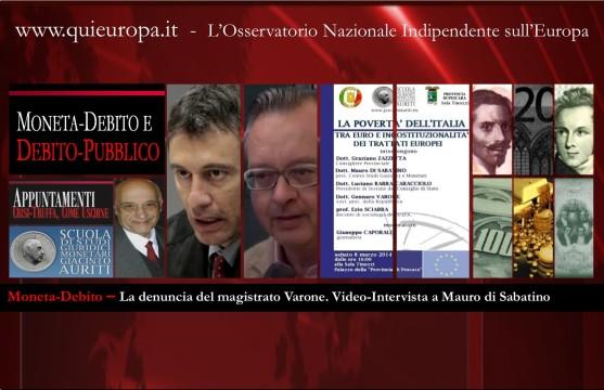 Mauro Di Sabatino - Gennaro Varone