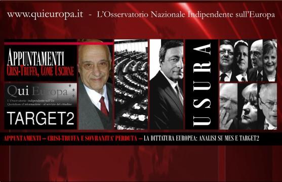 Target 2 - Crisi Truffa - Auriti - MES