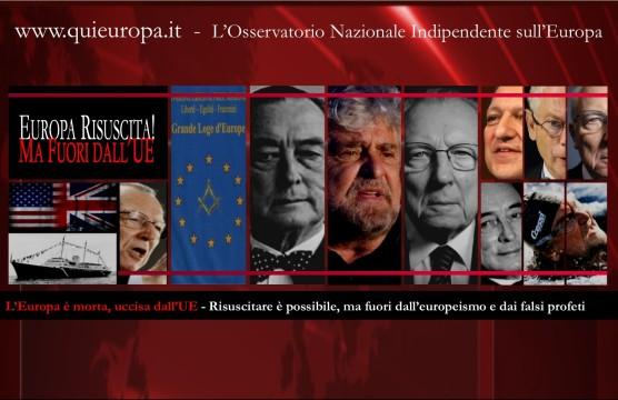 Europeismo e falsi profeti - Delors - Kalergi