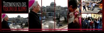 Siria, Vescovo di Aleppo