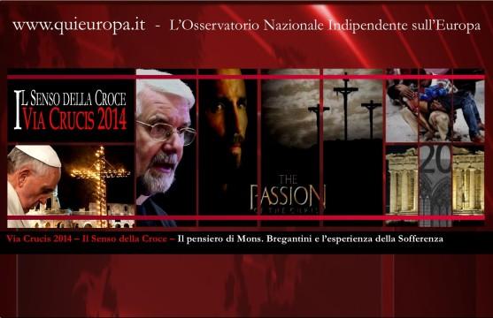 Via Crucis 2014 - Mons. Giancarlo Maria Bregantini