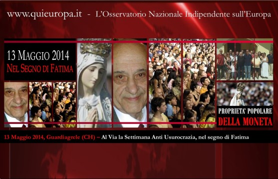 13 maggio 2014 - Guardiagrele - Auriti - Settimana Antiusura