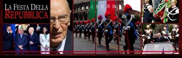 2 Giugno 2014 - Napolitano - Festa della Repubblica