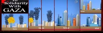 Gaza - sionismo - Genocidio