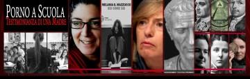 Melania Mazzuco - Porno a scuola - Testimonianza di una madre di Sanremo