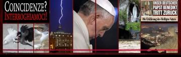 eventi straordinari - papa francesco - curiose coincidenze