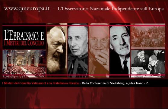 Misteri del Concilio Vaticano II - 2
