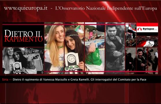 Siria - Vanessa Marzullo - Greta Ramelli