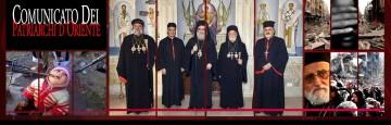 Volto occulto dell'integralismo islamico - takfiri wahhabiti - Patriarchi d'Oriente