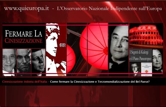 cinesizzazione dell'Italia
