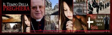 Siria - 7 Settembre - Giornata Mondiale di Preghiera