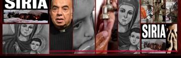 Natale in Siria - Padre Georges Abu Khazen