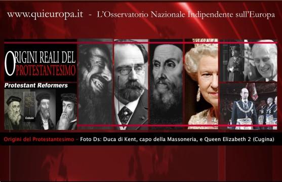 Origini reali del Protestantesimo