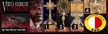 Reliquie sulla Passione di Cristo