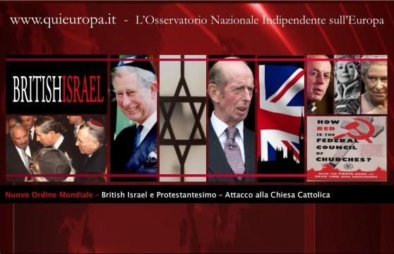 British Israel - Ecumenismo - Nuovo Ordine Mondiale