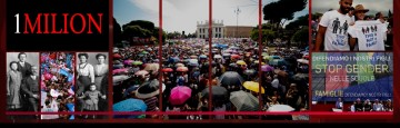 20 giugno - Roma - Piazza San Giovanni