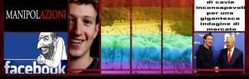 Gender - Facebook - 26 milioni di cavie