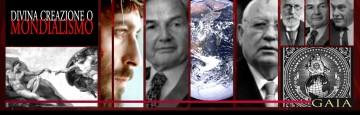 Laudato Sì - Creazione - Mondialismo - Bibbia