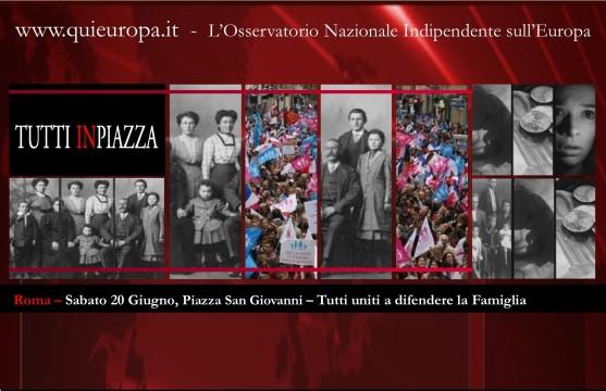 Piazza San Giovanni - 20 Giugno