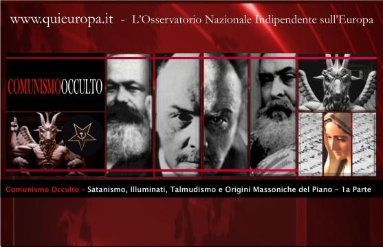 Comunismo Occulto - Satanismo