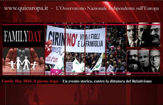 Family Day - 2016 - Circo Massimo - Roma