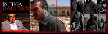 In fuga dall'ISIS