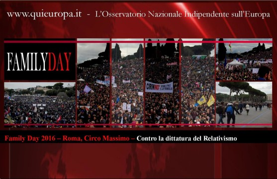 Roma Circo Massimo - Family Day 2016