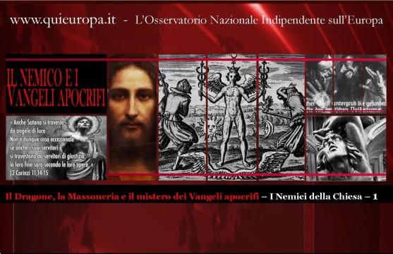 Vangeli apocrifi - Lucifero - Nemici della Chiesa