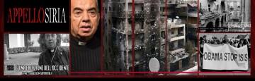 Mons. Abou Khazen - Vicario Apostolico di Aleppo