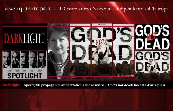 God's not dead - Spotlight