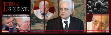 Lettera al Presidente della Repubblica, Sergio Mattarella - metodo di bella - avv. Gianluca Ottaviano