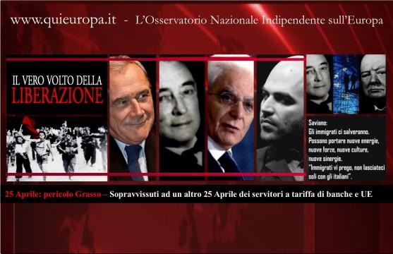 25 aprile 2016 - Pietro Grasso