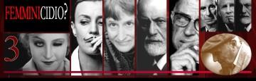 Femminicidio, Falsi profeti, Haraway, Freud, Sartre